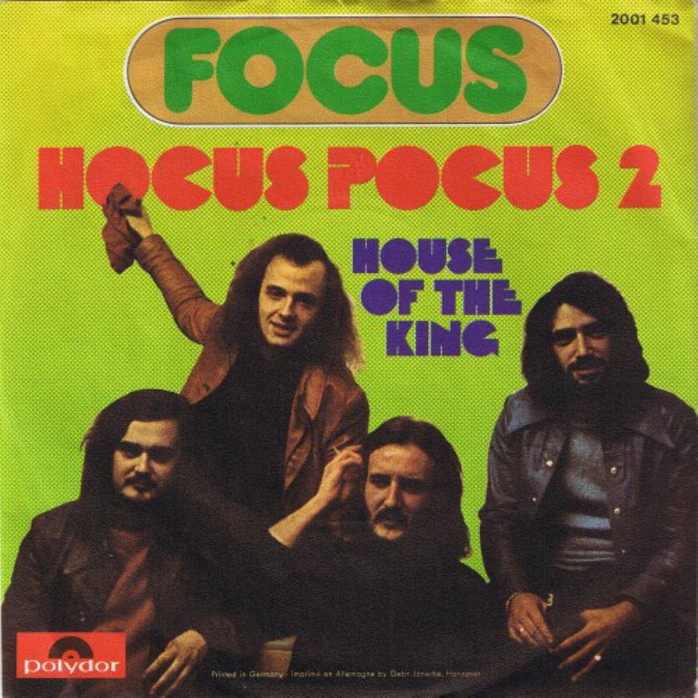 Hocus Pocus 2 by FOCUS album cover