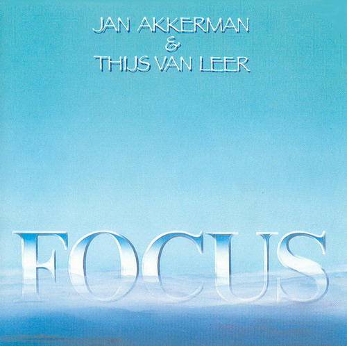Focus - Focus: Jan Akkerman & Thijs Van Leer CD (album) cover