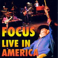 Focus Live in America album cover