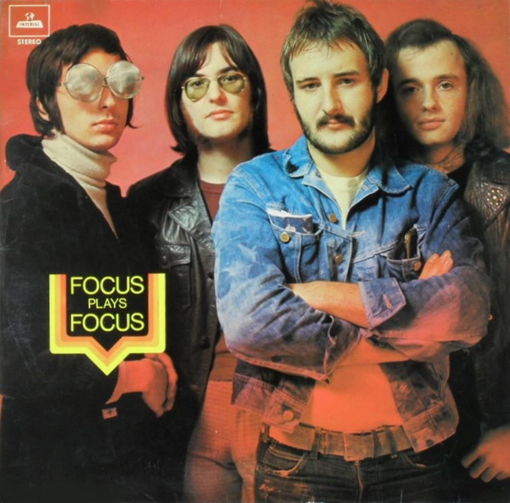 Focus Plays Focus [Aka: In And Out Of Focus] by FOCUS album cover