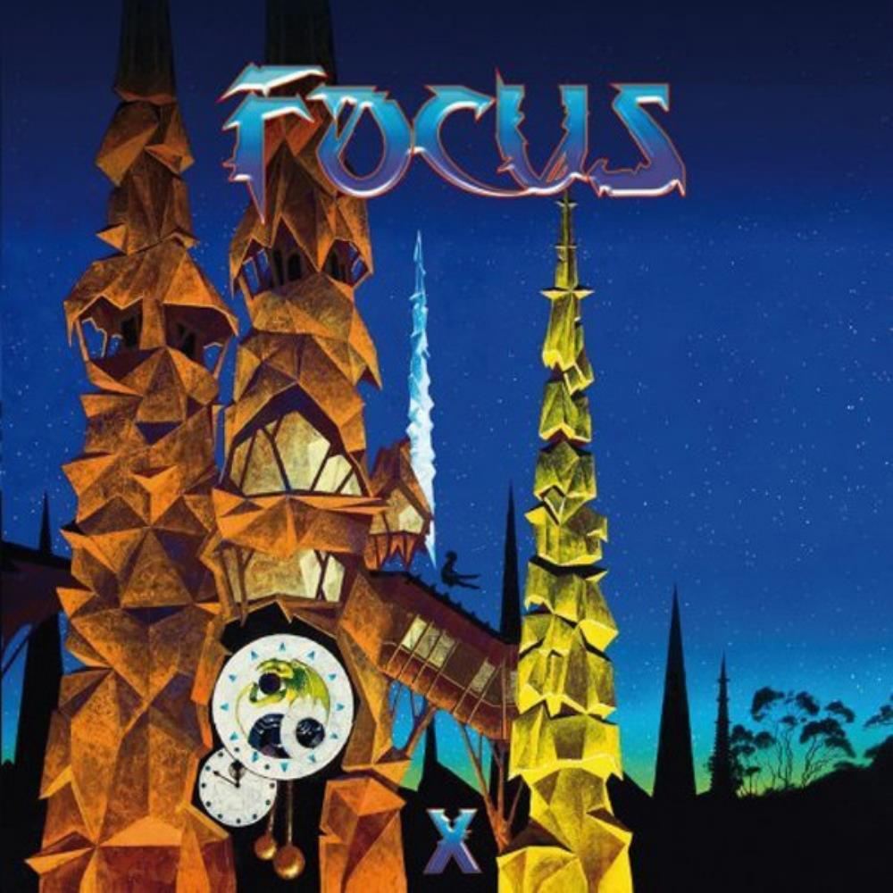 X by FOCUS album cover