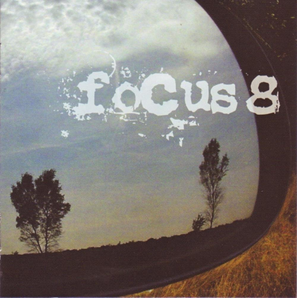 Focus - Focus 8 CD (album) cover