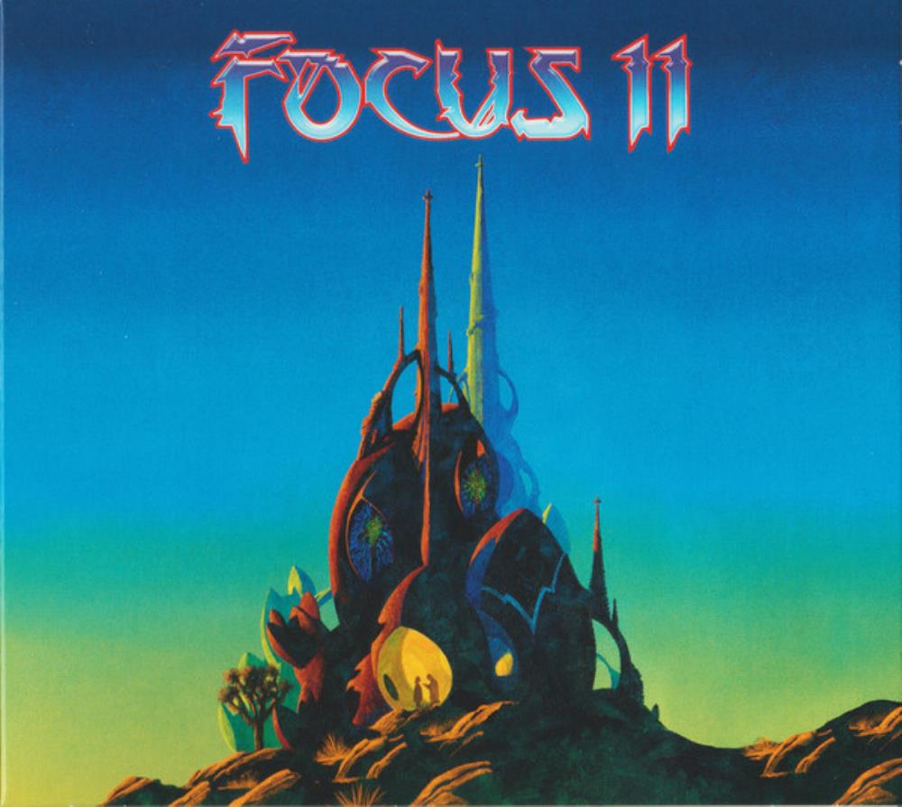 11 by FOCUS album cover