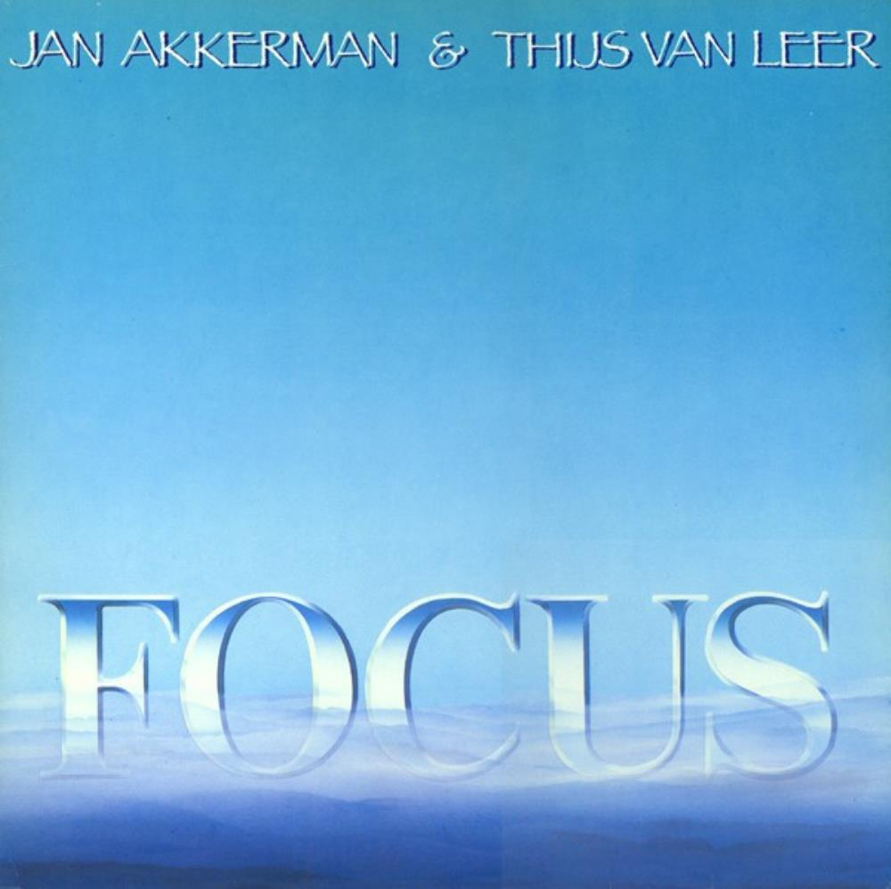 Focus - Jan Akkerman & Thijs Van Leer: Focus CD (album) cover