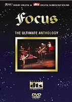 Focus - The Ultimate Anthology CD (album) cover