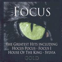 Focus - Focus The Greatest Hits CD (album) cover