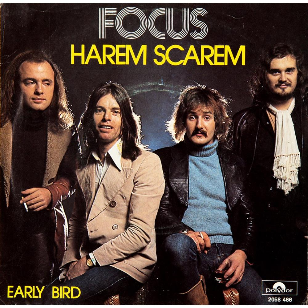 Harem Scarem by FOCUS album cover