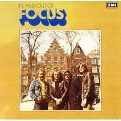 Focus - In And Out Of Focus CD (album) cover