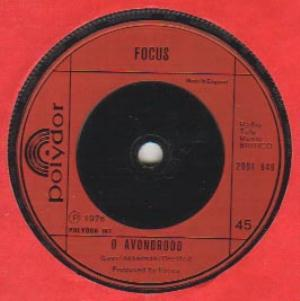 House Of The King / O Avondrood by FOCUS album cover