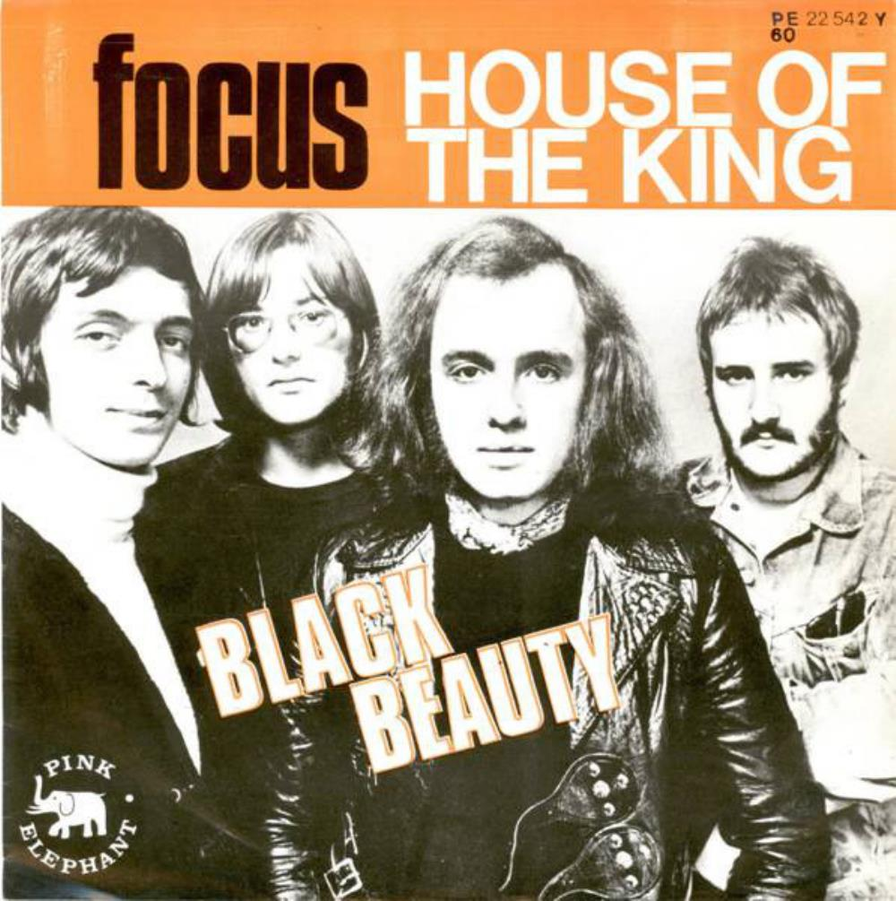 Focus House of the King album cover
