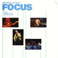 Focus Greatest Hits of Focus album cover