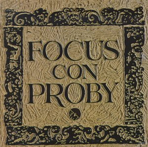 Focus - Focus Con Proby CD (album) cover