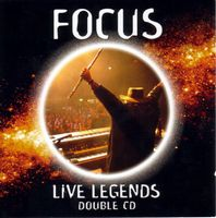 Focus Live Legends - The Greatest Hits of Focus album cover