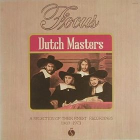 Focus Dutch Masters 1969 - 1973 album cover