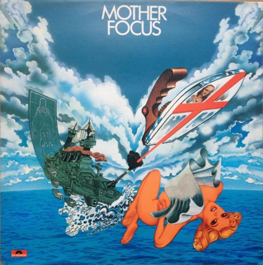 Focus - Mother Focus CD (album) cover