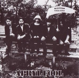 The Apryl Fool by APRYL FOOL album cover