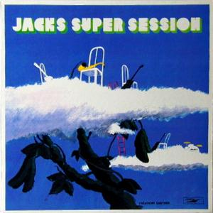 Jacks Jacks No Kiseki (Jacks Super Session) album cover