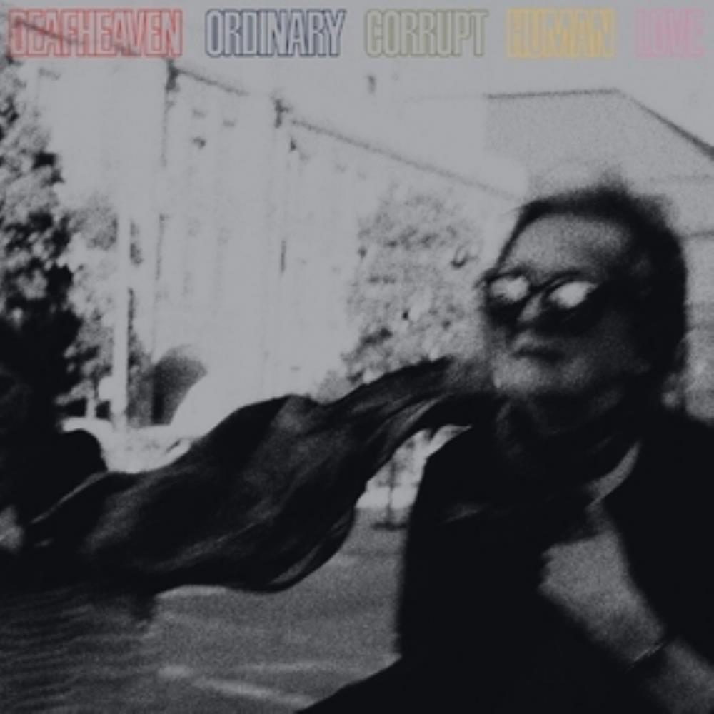 Deafheaven Ordinary Corrupt Human Love album cover