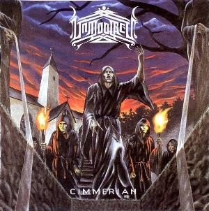 Unmoored - Cimmerian CD (album) cover