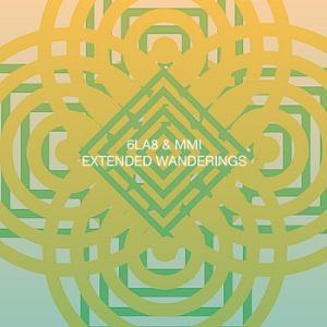 6LA8 - Extended Wanderings (w/ MMI) CD (album) cover