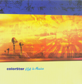 ColorStar - Via La Musica CD (album) cover