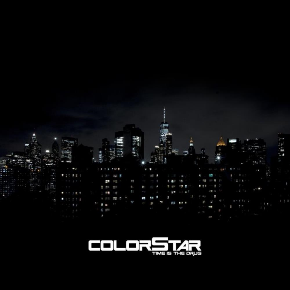 Time is the Drug by COLORSTAR album cover