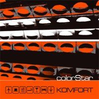 ColorStar - Komfort CD (album) cover