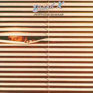 Unorthodox Behaviour by BRAND X album cover
