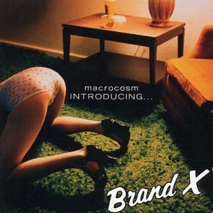 Brand X Macrocosm: Introducing...Brand X album cover