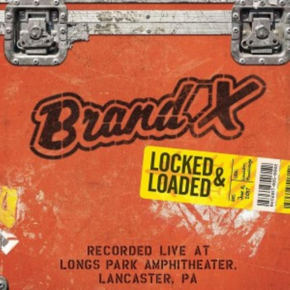 Brand X Locked & Loaded album cover