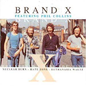 Brand X ...Featuring Phil Collins album cover