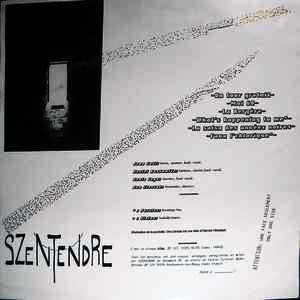 Szentendre by SZENTENDRE album cover