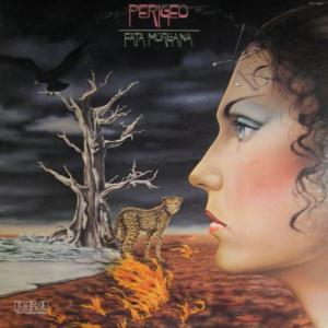 Perigeo - Fata Morgana CD (album) cover