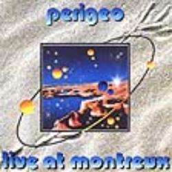 Perigeo Live at Montreux album cover