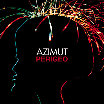 Perigeo - Azimut CD (album) cover