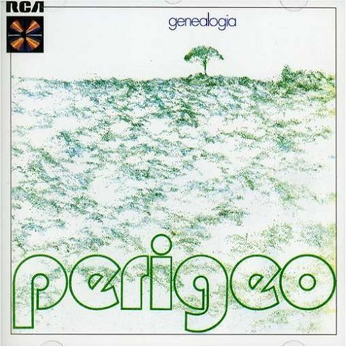 Perigeo - Genealogia CD (album) cover