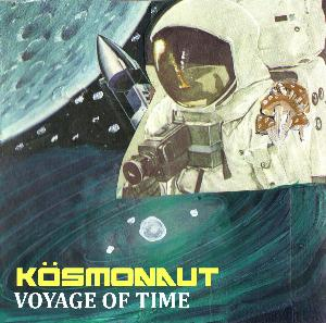 K�smonaut Voyage of Time album cover