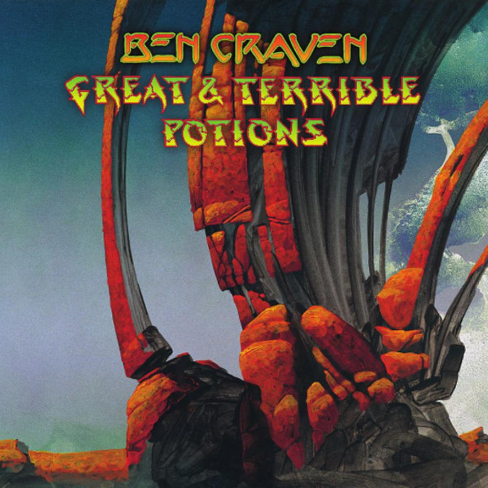 Great & Terrible Potions by CRAVEN, BEN album cover