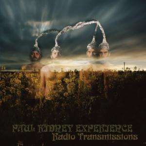 Paul Kidney Experience Radio Transmissions album cover