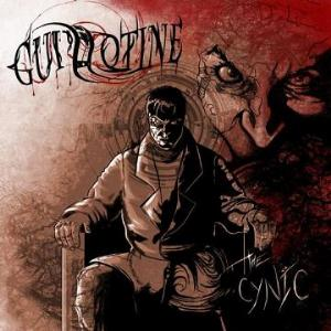 Guillotine - The Cynic CD (album) cover