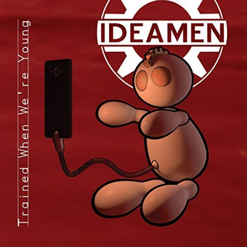 Trained When We're Young by Ideamen album rcover