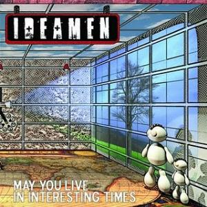May You Live In Interesting Times by IDEAMEN album cover