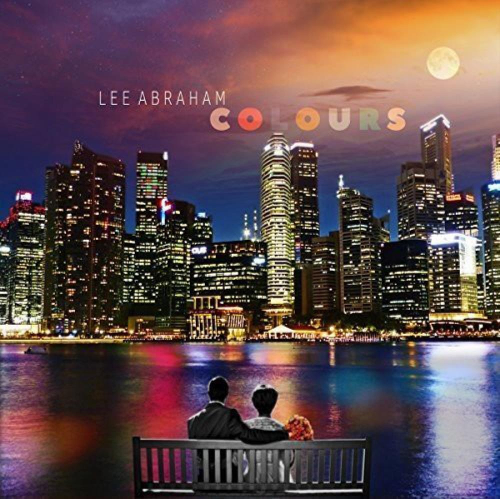 Colours by ABRAHAM, LEE album cover