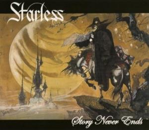 Starless Story Never Ends album cover