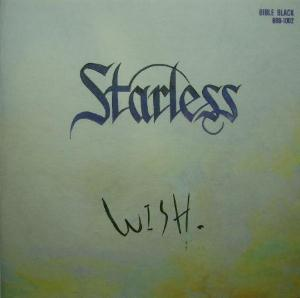 Starless Wish album cover