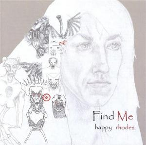 Happy Rhodes - Find Me CD (album) cover