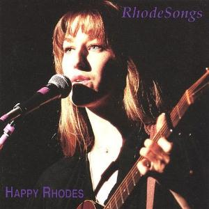 Happy Rhodes Rhodesongs album cover