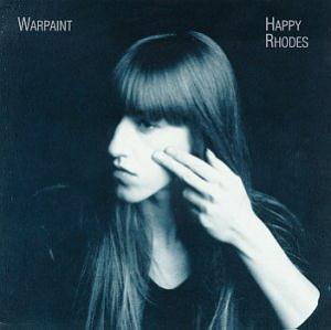 Happy Rhodes - Warpaint CD (album) cover