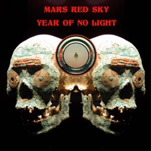 Mars Red Sky Green Rune White Totem album cover