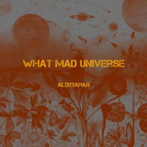 What Mad Universe Aldebaran album cover
